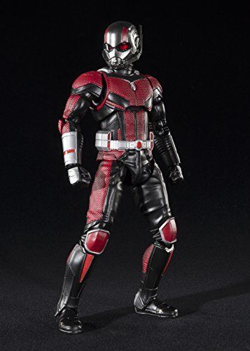 S.H.Figuarts Ant-Man and the Wasp ANT-MAN Action Figure BANDAI NEW from Japan_3