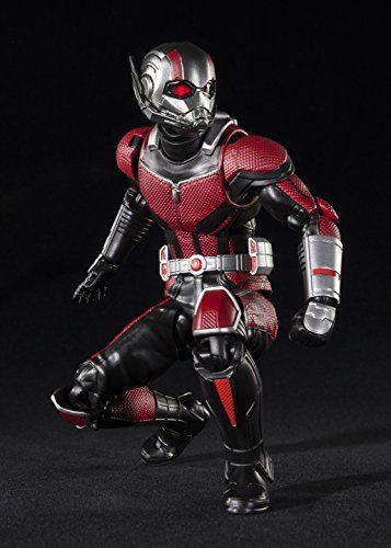 S.H.Figuarts Ant-Man and the Wasp ANT-MAN Action Figure BANDAI NEW from Japan_4