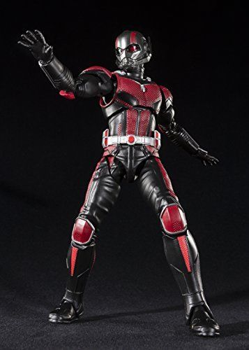S.H.Figuarts Ant-Man and the Wasp ANT-MAN Action Figure BANDAI NEW from Japan_5