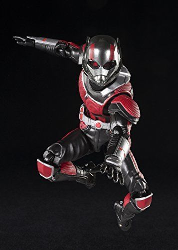 S.H.Figuarts Ant-Man and the Wasp ANT-MAN Action Figure BANDAI NEW from Japan_6