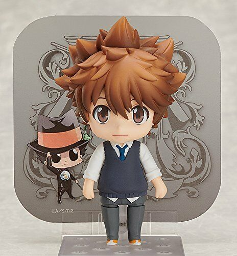 Freeing Nendoroid 912 REBORN! Tsunayoshi Sawada Figure from Japan_6