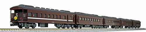 Kato N Scale [Limited Edition] D51 200 + Series 35 SL [Yamaguchi] 6 Car Set NEW_6
