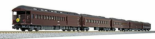 Kato N Scale [Limited Edition] D51 200 + Series 35 SL [Yamaguchi] 6 Car Set NEW_7