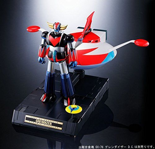 Soul of Chogokin GX-76X SPAZER for GRENDIZER D.C. Action Figure BANDAI Japan_5