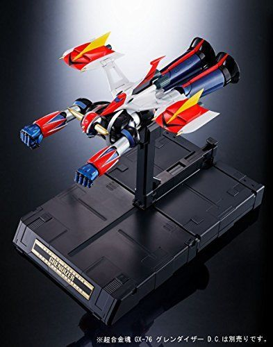 Soul of Chogokin GX-76X SPAZER for GRENDIZER D.C. Action Figure BANDAI Japan_6