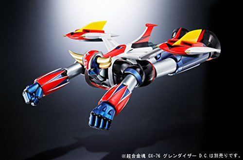 Soul of Chogokin GX-76X SPAZER for GRENDIZER D.C. Action Figure BANDAI Japan_8