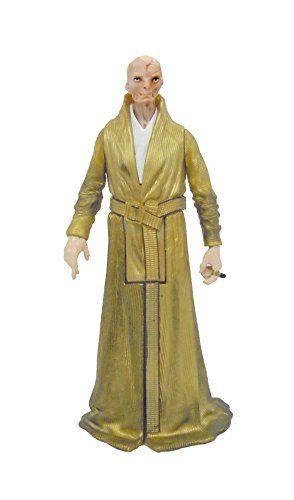 STAR WARS The Last Jedi BASIC FIGURE SPUREME LEADER SNOKE TAKARA TOMY NEW_1
