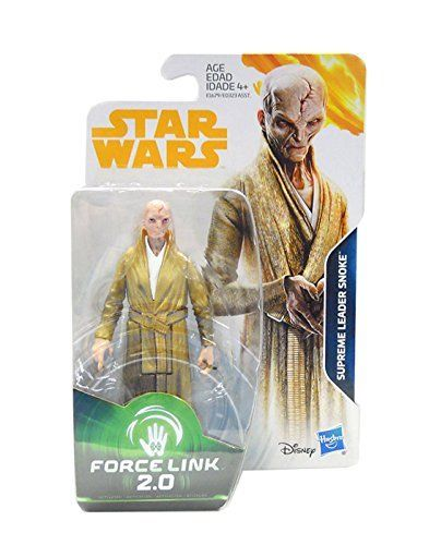 STAR WARS The Last Jedi BASIC FIGURE SPUREME LEADER SNOKE TAKARA TOMY NEW_2
