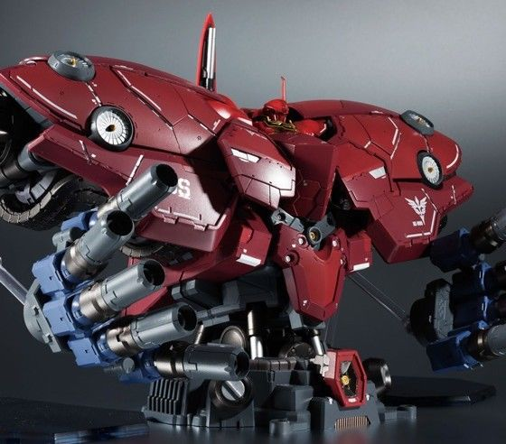 ROBOT SPIRITS SIDE MS SINANJU FINAL BATTLE SET Feat. NEO ZEONG Figure BANDAI UC_1