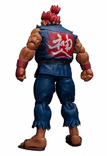 Street Fighter V Action Figure Akuma Gouki Nostalgic Costume Ver. Figure_1