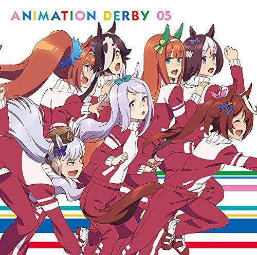 [CD] Uma Musume Pretty Derby ANIMATION DERBY 05 NEW from Japan_1