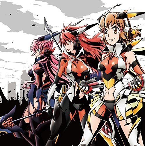 [CD] Symphogear XD UNLIMITED Character Song Album 1 NEW from Japan_1
