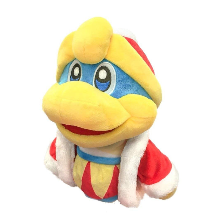 Saneiboeki Pupupu Puppet Kirby's Dream Land KING DEDEDE Plush Doll Toy NEW Japan_1