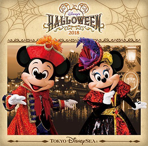 [CD] Tokyo Disney Sea Disney Halloween 2018 NEW from Japan_1