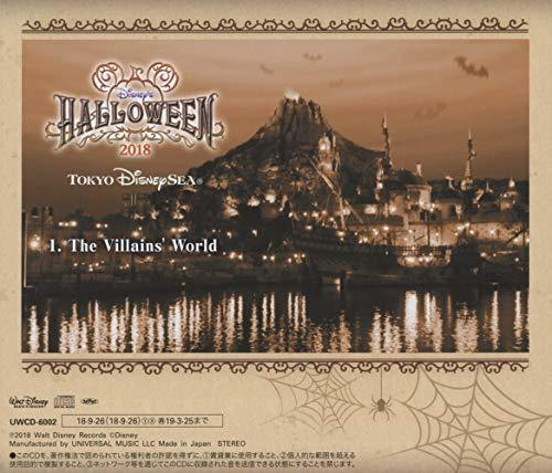 [CD] Tokyo Disney Sea Disney Halloween 2018 NEW from Japan_2