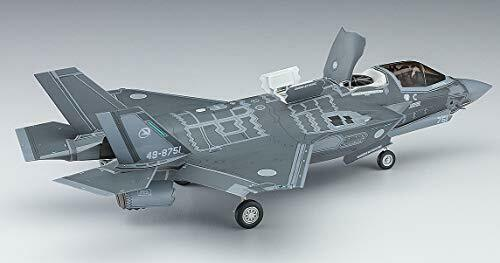 Hasegawa F-35B Lighting II 'JASDF' (Plastic model) NEW from Japan_2