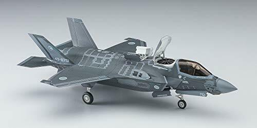 Hasegawa F-35B Lighting II 'JASDF' (Plastic model) NEW from Japan_3