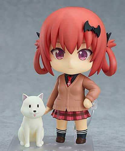 Fine Clover Nendoroid Satania Figure New from Japan_4