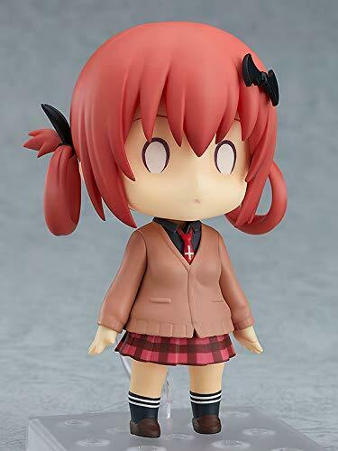 Fine Clover Nendoroid Satania Figure New from Japan_5