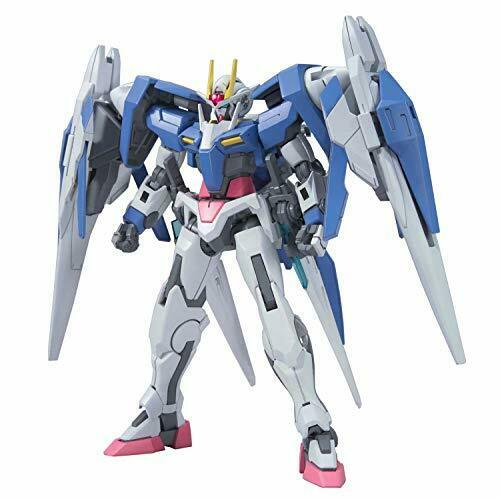 00 Raiser (00 Gundam + 0 Raiser) Designer's Color Ver. HG 1/144 Gunpla Model Kit_1