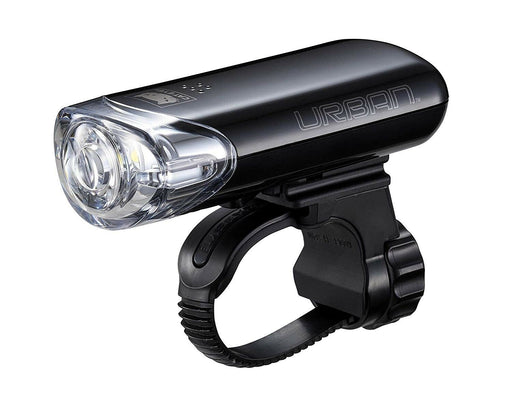 CATEYE HL-EL145 URBAN 800 Candela LED Bicycle Headlight Black NEW from Japan_1