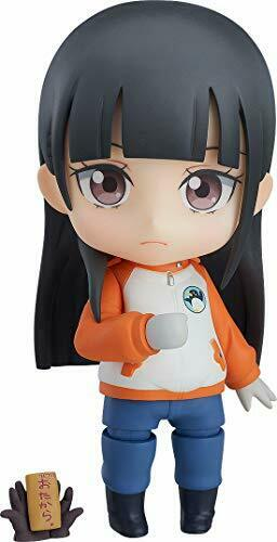 Good Smile Company Nendoroid 1006 Shirase Kobuchizawa Figure NEW from Japan_1