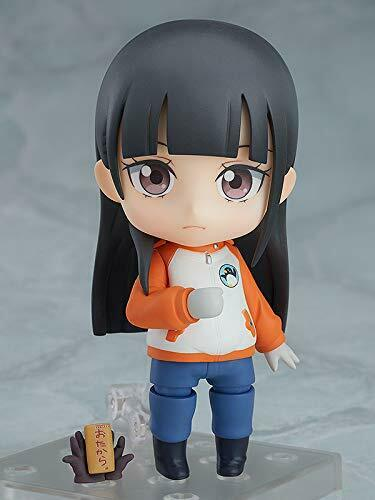 Good Smile Company Nendoroid 1006 Shirase Kobuchizawa Figure NEW from Japan_2