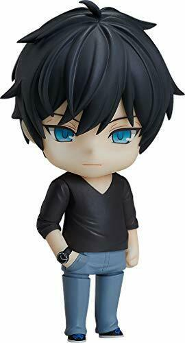 Freeing Nendoroid 1004 TEN COUNT Kurose Riku Figure NEW from Japan_1