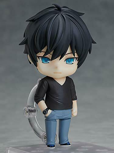 Freeing Nendoroid 1004 TEN COUNT Kurose Riku Figure NEW from Japan_2