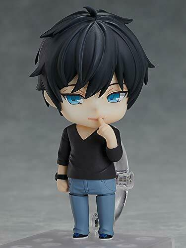 Freeing Nendoroid 1004 TEN COUNT Kurose Riku Figure NEW from Japan_3