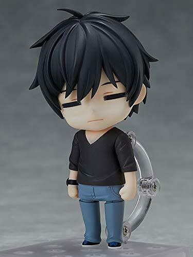 Freeing Nendoroid 1004 TEN COUNT Kurose Riku Figure NEW from Japan_4