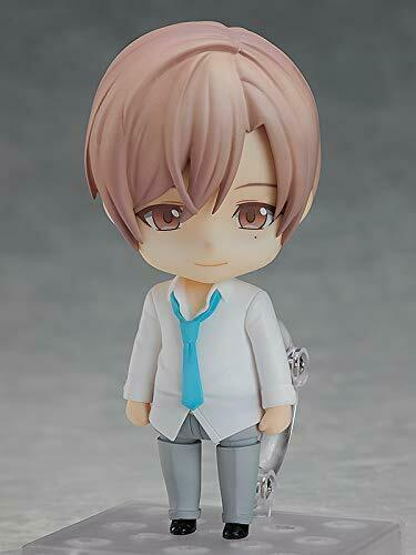 Freeing Nendoroid 1005 TEN COUNT Shirotani Tadaomi Figure NEW from Japan_2