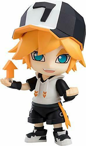 Good Smile Arts Shanghai Nendoroid 1038 AOTU World Jin Figure NEW from Japan_1