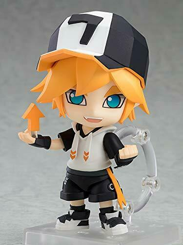Good Smile Arts Shanghai Nendoroid 1038 AOTU World Jin Figure NEW from Japan_2