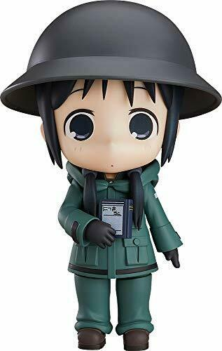Fine Clover Nendoroid 1072 Girls' Last Tour Chito Figure NEW from Japan_1