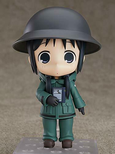 Fine Clover Nendoroid 1072 Girls' Last Tour Chito Figure NEW from Japan_2