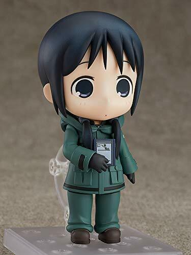 Fine Clover Nendoroid 1072 Girls' Last Tour Chito Figure NEW from Japan_3