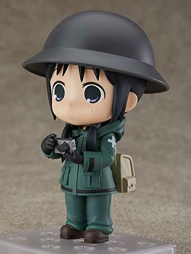 Fine Clover Nendoroid 1072 Girls' Last Tour Chito Figure NEW from Japan_4