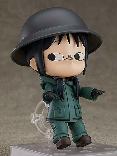 Fine Clover Nendoroid 1072 Girls' Last Tour Chito Figure NEW from Japan_5