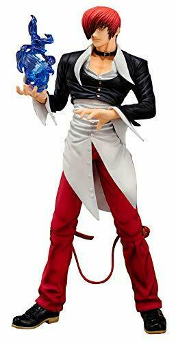 Emontoys The King of Fighters '97 Iori Yagami 1/8 Scale Figure NEW from Japan_1