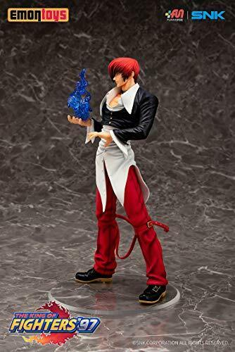 Emontoys The King of Fighters '97 Iori Yagami 1/8 Scale Figure NEW from Japan_2