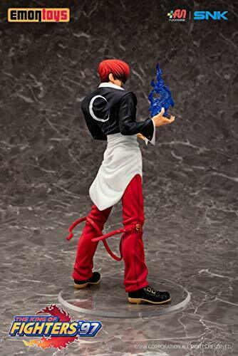 Emontoys The King of Fighters '97 Iori Yagami 1/8 Scale Figure NEW from Japan_4