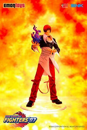 Emontoys The King of Fighters '97 Iori Yagami 1/8 Scale Figure NEW from Japan_7