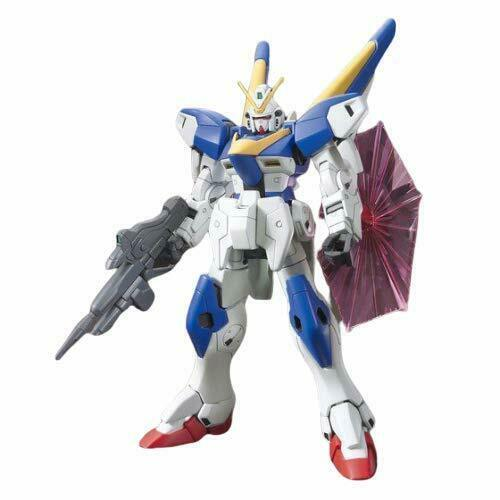 Bandai V2 Gundam HGUC 1/144 Gunpla Model Kit NEW from Japan_1