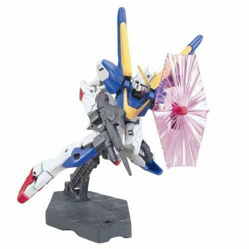 Bandai V2 Gundam HGUC 1/144 Gunpla Model Kit NEW from Japan_3