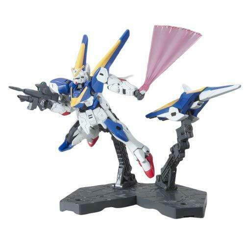 Bandai V2 Gundam HGUC 1/144 Gunpla Model Kit NEW from Japan_5