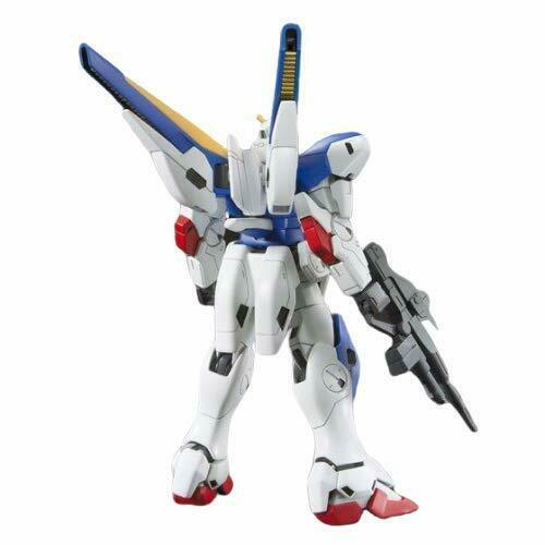 Bandai V2 Gundam HGUC 1/144 Gunpla Model Kit NEW from Japan_7