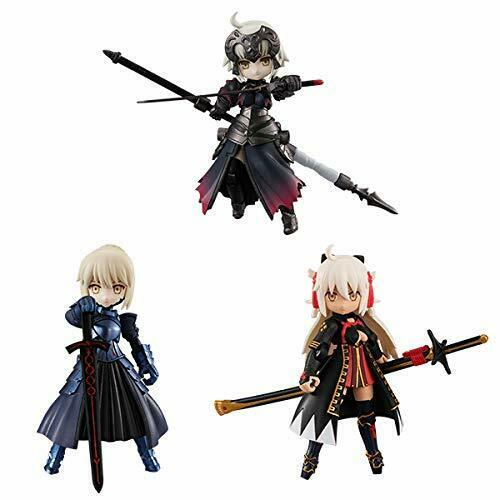 MegaHouse Desktop Army Fate/Grand Order Vol.4 (Set of 3) Figure NEW from Japan_1