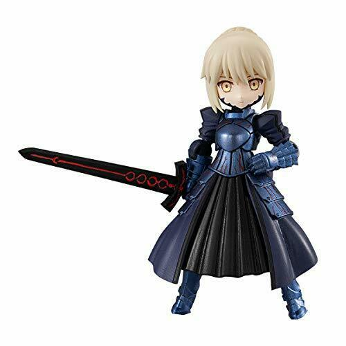 MegaHouse Desktop Army Fate/Grand Order Vol.4 (Set of 3) Figure NEW from Japan_4