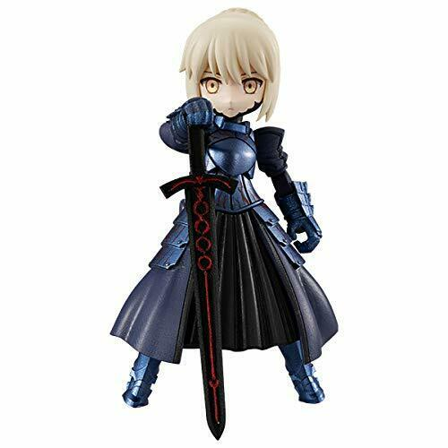 MegaHouse Desktop Army Fate/Grand Order Vol.4 (Set of 3) Figure NEW from Japan_5